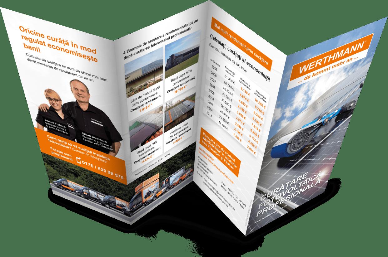 Descărcări Curățarea fotovoltaică profesională - WERTHMANN® Franchise