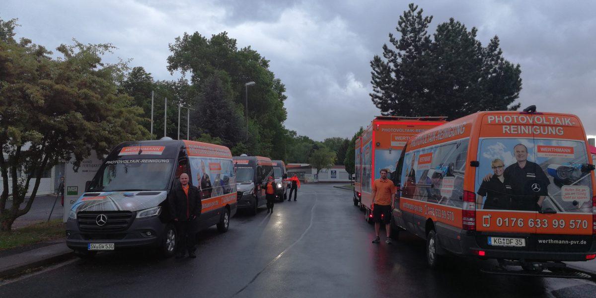 Fahrzeuge 20.05.2019